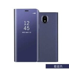 ราคา สำหรับ Samsung Galaxy J7 2017 กรณีกระจกสะท้อนพลิก 3 มุมฝาครอบโทรศัพท์มือถือกรณีสำหรับ Galaxy J730 Sm J730F J7 นานาชาติ Unbranded Generic