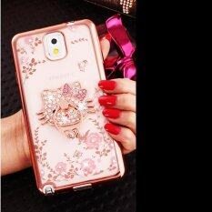 ราคา For Samsung Galaxy Note 3 Soft Phonecase Lady Mobile Phone Case Cover Casing With Ring Holder Intl ราคาถูกที่สุด