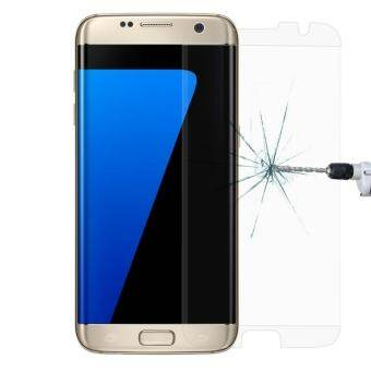 For Samsung Galaxy S7 Edge / G935 0.26mm 9H Surface Hardness Curved Surface Non-full Screen Tempered Glass Film(Transparent) - intl-