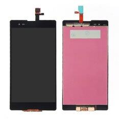 For Sony Xperia T2 Ultra D5303 D5306 Xm50H Lcd Display Touch Screen Digitizer Full Assembly Replacement Parts Intl เป็นต้นฉบับ