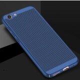 ราคา For Vivo Y53 Ultra Thin Fashion Hollow Case Heat Dissipation Shockproof Pc Matte Mesh Anti Fingerprint Phone Case Intl ใหม่ล่าสุด