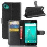 ซื้อ For Wiko Sunny2 Plus Litchi Texture Horizontal Flip Leather Case With Holder And Wallet And Card Slots Black Intl Sunsky ออนไลน์
