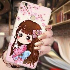ซื้อ For Xiaomi Mi Max 2 6 44 Inch Case 3D Stereo Relief Painting Back Case Cover Multicolor 9 Intl ออนไลน์ จีน