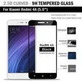 ซื้อ ฟิล์มกันรอย กระจก นิรภัย เต็มจอ For Xiaomi Redmi 4A 5 สีดำ Premium Tempered Glass 9H 2 5D Black Xiaomi ออนไลน์