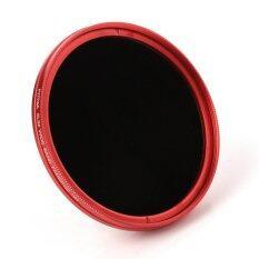 ราคา Fotga 49 Mm Fader Nd 2 To Nd 400 Red Ring Variable Nd Slim Filter Adjustable Neutral Density Fotga ใหม่