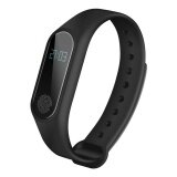 ซื้อ Four Season Big Sale Waterproof Bluetooth Smart Bracelet Wristband Fitness Activity Tracker Smartband Heart Rate Telemeter Calorie Counter Sleep Monitor Black Color Black Intl
