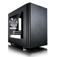 Fractal Design Define Nano S Window Mini Tower Case fits mini ITX