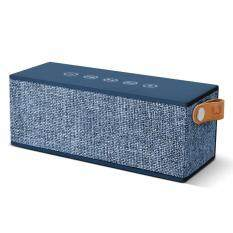 Fresh n Rebel Bluetooth Speaker Rockbox Brick Indigo
