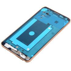 ซื้อ Front Plate Frame Faceplate Housing Repair For Samsung Galaxy Note 3 N9005 Gold Intl Unbranded Generic