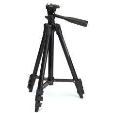 ราคา Ft 810 25 ขาตั้งกล้องอลูมิเนียมแท่งเดียวบูธที่มีกระเป๋าสำหรับกล้อง Dv ที่ Dslr Slr สีดำ ใน Thailand
