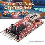 Xcsource Ft232Rl 3 3โวลต์ 5 5โวลต์ Ftdi อะแดปเตอร์พอร์ต Usb โมดูลเพื่อ Ttl อนุกรม Arduino มินิพอร์ต Te203 ใน ฮ่องกง
