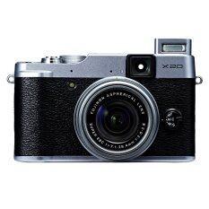 ซื้อ Fuji Film Finepix X 20 Silver ใน ไทย