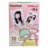 ราคา Fuji Film Instax Mini Film Little Twin Stars Fujifilm ไทย