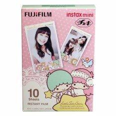 ราคา Fuji Film Instax Mini Film Little Twin Stars ที่สุด