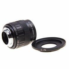 Fujian เลนส์มือหมุน Fujian Lens 50Mm F1 4 For Mirrorless ถ่าย Portrait ละลายหลัง พร้อม Adapter C Fx For ค่าย Fujifilm เช่น X E1 X M1 X A1 X A2 X A3 X T10 ใน นครราชสีมา