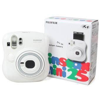 FUJIFILM Instax Mini 25 Color (White) ประกันศูนย์ Fujifilm