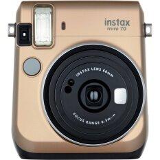 Fujifilm Instax Mini 70 (gold).