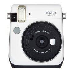 Fujifilm Instax Mini 70 (White) ประกันศูนย์