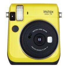 Fujifilm Instax Mini 70 (yellow) ประกันศูนย์.