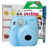ซื้อ Fujifilm Instax Mini 8 Giftset Blue ไทย