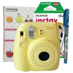 ซื้อ Fujifilm Instax Mini 8 Giftset Yellow ออนไลน์ ไทย