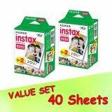 ขาย Fujifilm Instax Mini Film 40 Sheets ถูก ใน ไทย