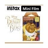 ซื้อ Fujifilm Instax Mini Film ฟิล์มสำหรับกล้องอินสแตนท์ลาย Beauty And The Beast จำนวน 10 แผ่น ถูก Thailand