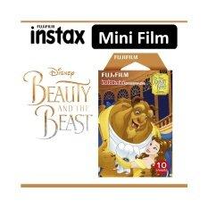 ซื้อ Fujifilm Instax Mini Film ฟิล์มสำหรับกล้องอินสแตนท์ลาย Beauty And The Beast จำนวน 10 แผ่น ถูก ใน Thailand