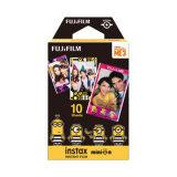 ราคา Fujifilm Instax Mini Film ฟิล์มสำหรับกล้องอินสแตนท์ ลายมินเนียน Movie Version จำนวน 10 แผ่น Fujifilm ใหม่