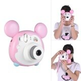 ขาย Fujifilm Instax Mini Tsumtsum Instant Film Camera With 10 Sheet Film Close Up Lens Strap Auto Metering Selfie Mirror Children Birthday Christmas Gift Intl ถูก ใน ฮ่องกง