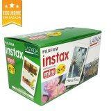 ส่วนลด Fujifilm Mini Instax Film ขอบขาว 20 X 5 แพ็คสุดคุ้ม Fujifilm สมุทรปราการ