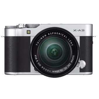 Fujifilm X-A3 Mirrorless Camera XC 16-50mm f/3.5-5.6 OIS II Lens-