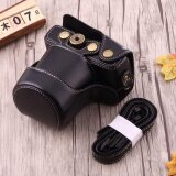 ซื้อ Full Body Camera Pu Leather Case Bag With Strap For Canon Eos M10 Black Intl ใน ฮ่องกง