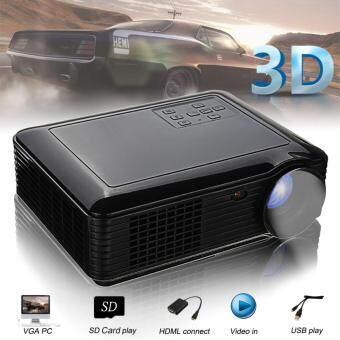 โปรเจคเตอร์ LED ชัดระดับ Full HD 1080P 5000Lumens