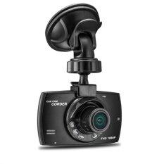 กล้องติดรถยนต์ Full HD 1080P กล้องมองหน้า+จอแสดงผล LCD รุ่น L701 Car Camcoder Camera DVR (Black)