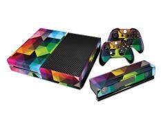 Full ผิวสติกเกอร์สำหรับเกมแพ็ด Xbox One.