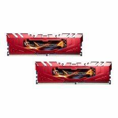 G.SKILL RAM For PC BUS 2400 DDR4 2400C15D-8GRR