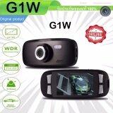 ทบทวน G1W Car Dash Cam Camera กล้องติดรถยนต์ Dvr รุ่น G1W Nt96650 Full Hd Wdr G Sensor G1W