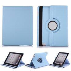 Gadget case เคสไอแพด มินิ 1/2/3 หมุนแนวตั้งและนอนได้ 360 องศา iPad Mini1/2/3 ipadmini case - Blue/สีฟ้า