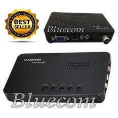 Gadmei Tv Tuner Box Tv2810e - Black By Bluecom.