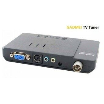 Gadmei Tv Tuner BoxTV BOX LCD/CRT TV TUNER ต่อกับจอดูทีวี(...)