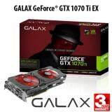 Galax Geforce® Gtx 1070 Ti Ex Black Rgb 8Gb Ddr5 256 Bit Dp 3 Hdmi Dvi D Galax ถูก ใน ระยอง