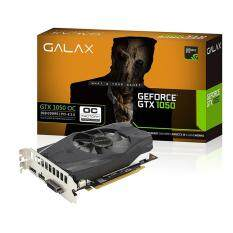 GALAX VGA - VIDEO GRAPHICS ARRAY NVIDIA (PCI-E) GTX1050 OC 2GB DDR5 128 BIT