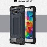 ซื้อ Galaxy G530 เกราะกันกระแทก Hard โพลีคาร์บอเนต ยางนุ่มภายใน 2 ใน 1 กรณีทนทานสำหรับ Samsung Galaxy Grand Prime ถูก