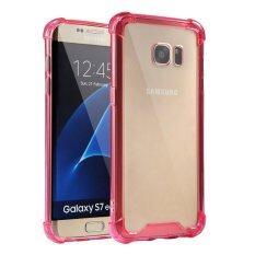 ราคา Luowan Galaxy S7 Edge Case Shockproof Transparent Silicon Tpu For Samsung Galaxy S7 Edge 5 5 Rose S7E Tpu Re จีน
