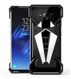 ราคา Galaxy S8 Plus Case Mooncase Grandcaser Premium Armor Spider Aluminium Bumper Metal Case Replaceable Backplane Shockproof Protective Rugged Cover For Samsung Galaxy S8 Plus 6 2 Intl ใหม่