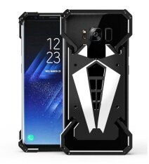 ซื้อ Galaxy S8 Plus Case Mooncase Grandcaser Premium Armor Spider Aluminium Bumper Metal Case Replaceable Backplane Shockproof Protective Rugged Cover For Samsung Galaxy S8 Plus 6 2 Intl ออนไลน์ ถูก