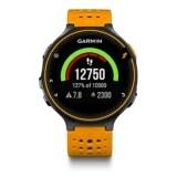 ขาย ผู้เบิกทาง Garmin 235 Gps Running Watch W สายรัดข้อมือ Hrm Monitor Solar Flare สนามบินนานาชาติ ออนไลน์