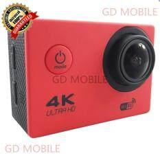 """GD MOBILE 2018 กล้องกันน้ำ Action Camera HD 2"""" 4K ULTRA HD wifi JX 100% ของแท้เท่านั้น"""