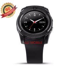 GD MOBILE นาฬิกาโทรศัพท์ Smart Watch รุ่น V8 Bluetooth นาฬิกาบูลทูธ มีกล้อง โทรศัพท์ได้ ใส่ซิมได้